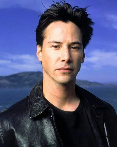 keanu reeves. Bauer or Keanu Reeves