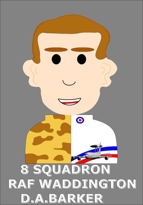 8 squadron