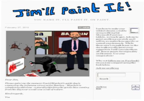 jim will paint it