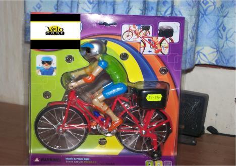 velocast toy