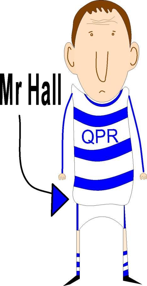 mr hall