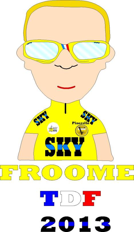 CHRIS FROOME DOG