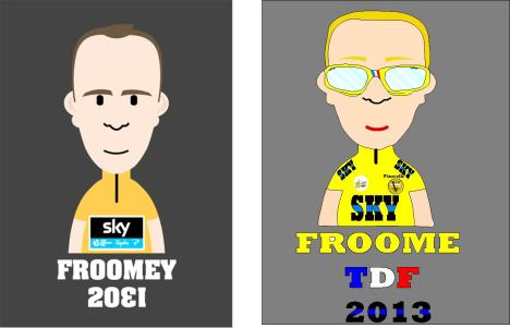 froome twins