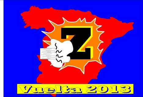VUELTA 2013