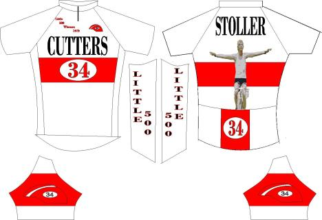 cutters jersey