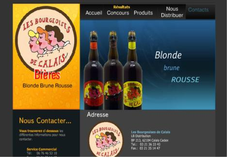 beer from france