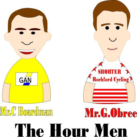the hour men