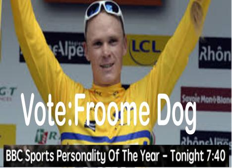 froome dog 6767