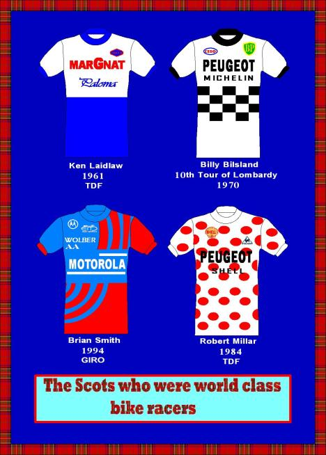SCOTS AT THE TOUR