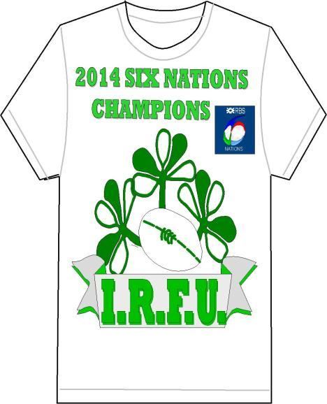 SIX NATIONS T-SHIRT