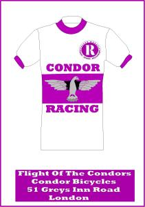 condor racing jjersey