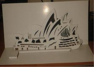 Sydney Opera House pop up