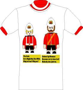 zulu style 2 tt shirt