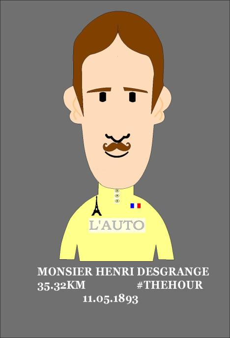 Henry desgrange