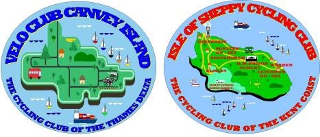 fictional Island cycling clubs