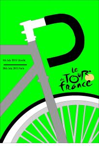 green tdt tdf poster
