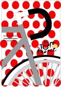 polka dot poster thf