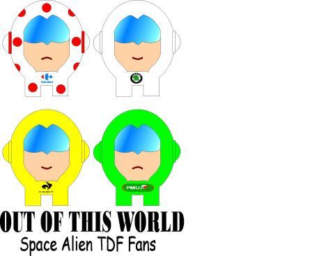tdf aliens