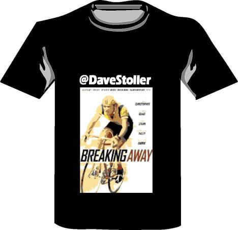 Breaking Away T-Shirt