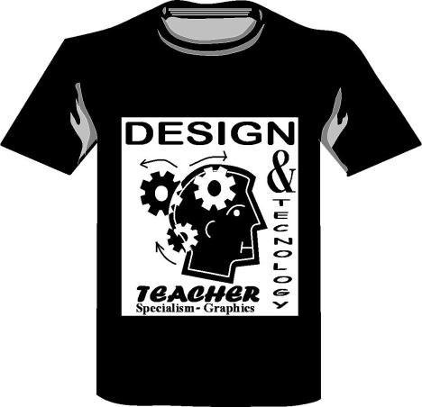 DT TEACHER T-SHIRT