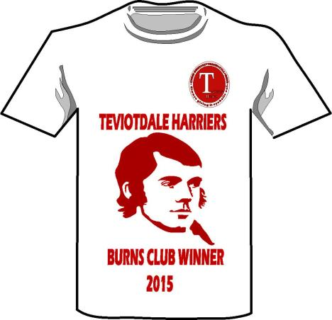 TEVIOTDALE BURNS CLUB WINNERS