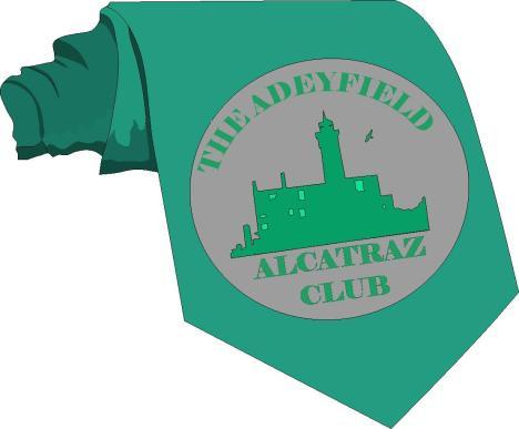 a alcatraz club tie
