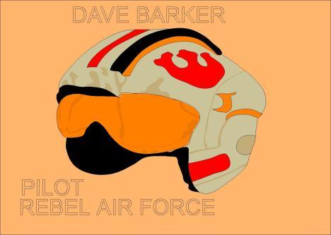 Dave barker pilot