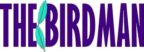 december 12 birdman font
