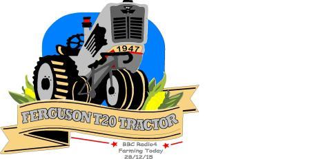 FFerguson T20 tractor