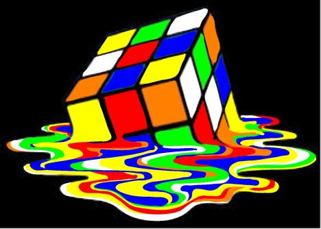 rubix cube jamie