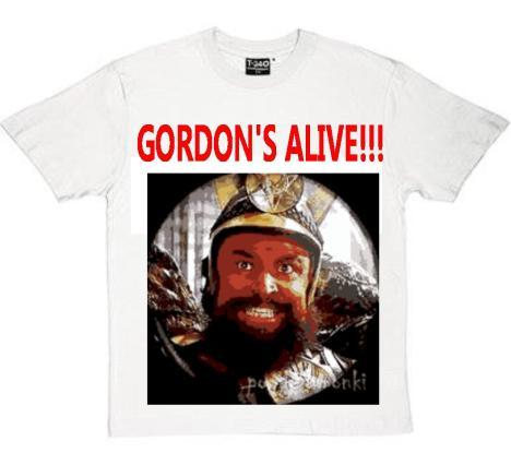 GORRDONS ALIVE