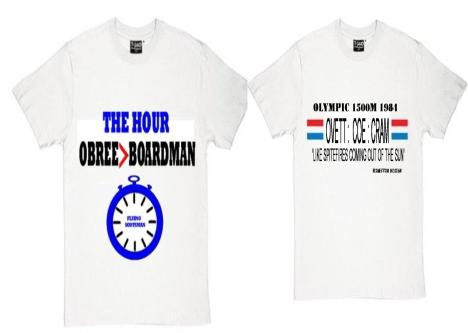 ovett obree t-shirts