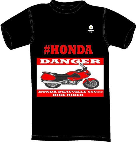HONDA D T-SHIRT